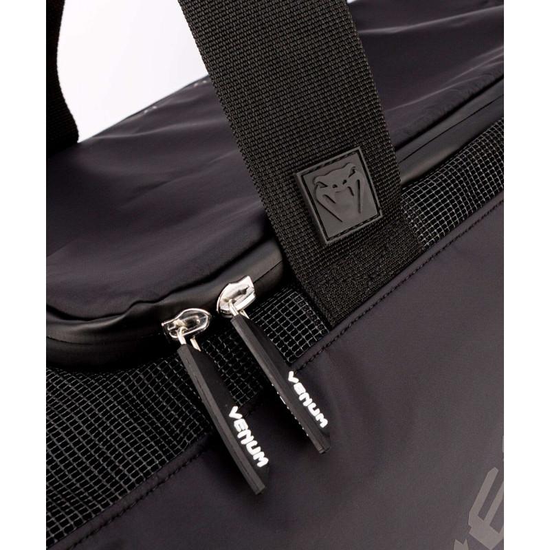Спортивная сумка Venum Trainer Lite Evo Sports Black/Black (01983) фото 6