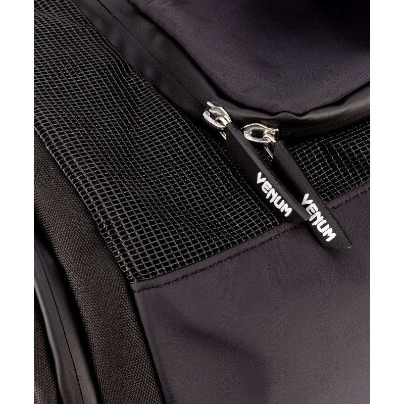 Спортивная сумка Venum Trainer Lite Evo Sports Black/Black (01983) фото 7