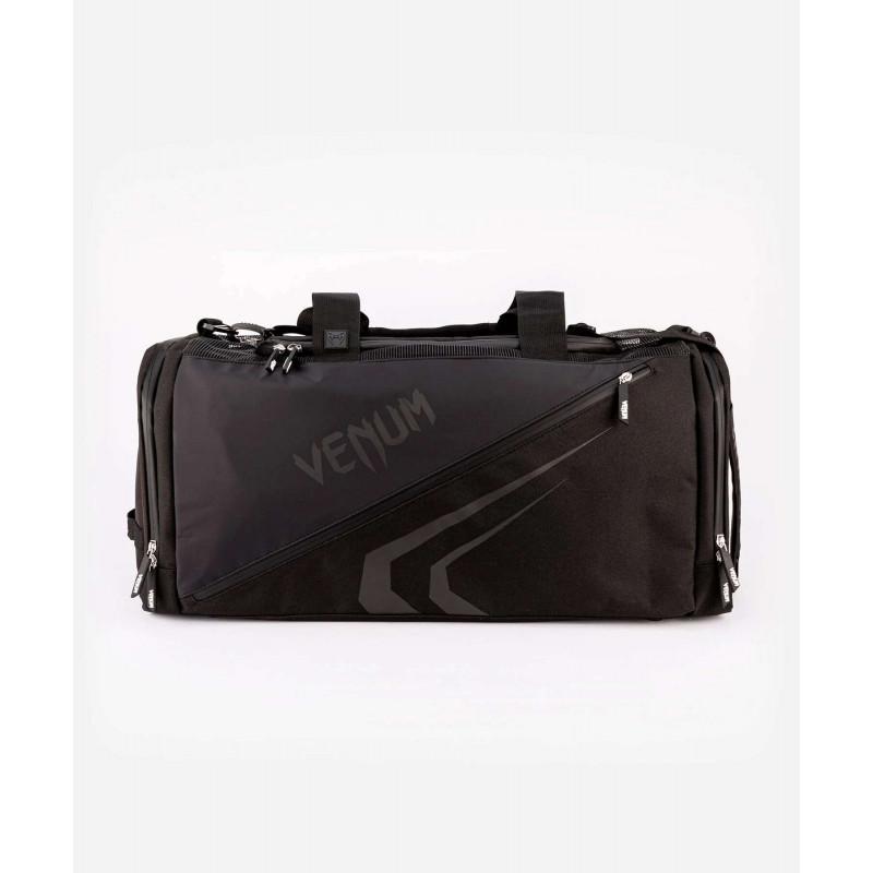 Спортивная сумка Venum Trainer Lite Evo Sports Black/Black (01983) фото 4