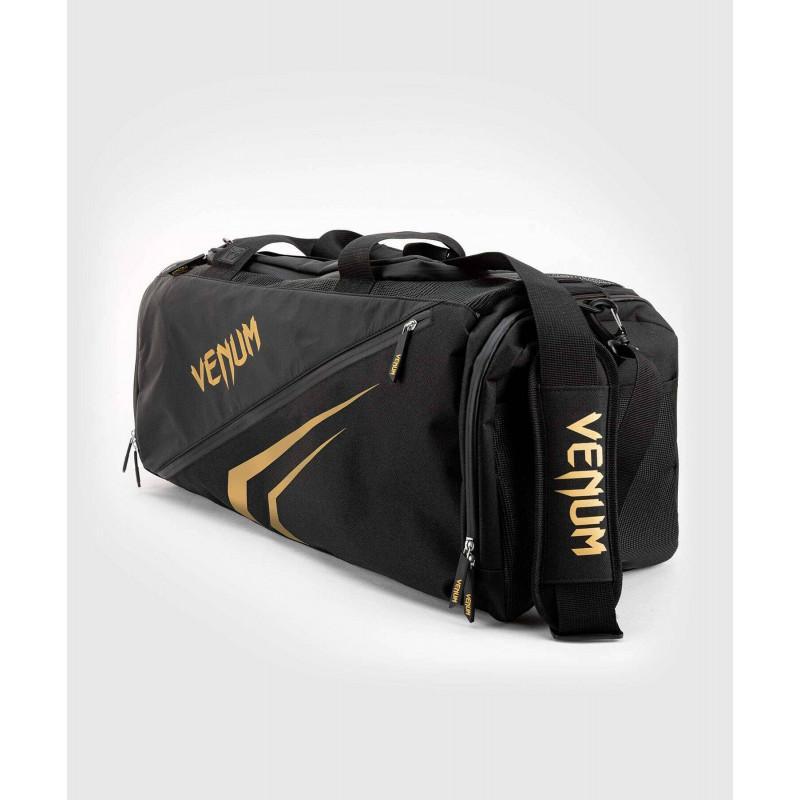 Сумка Venum Trainer Lite Evo Sports Black/Gold (01981) фото 1
