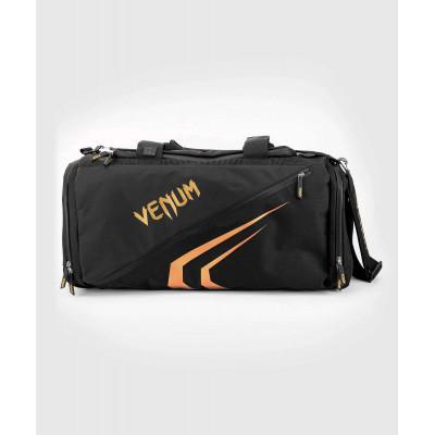 Сумка Venum Trainer Lite Evo Sports Black/Gold (01981) фото 3