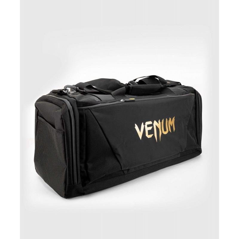 Сумка Venum Trainer Lite Evo Sports Black/Gold (01981) фото 2