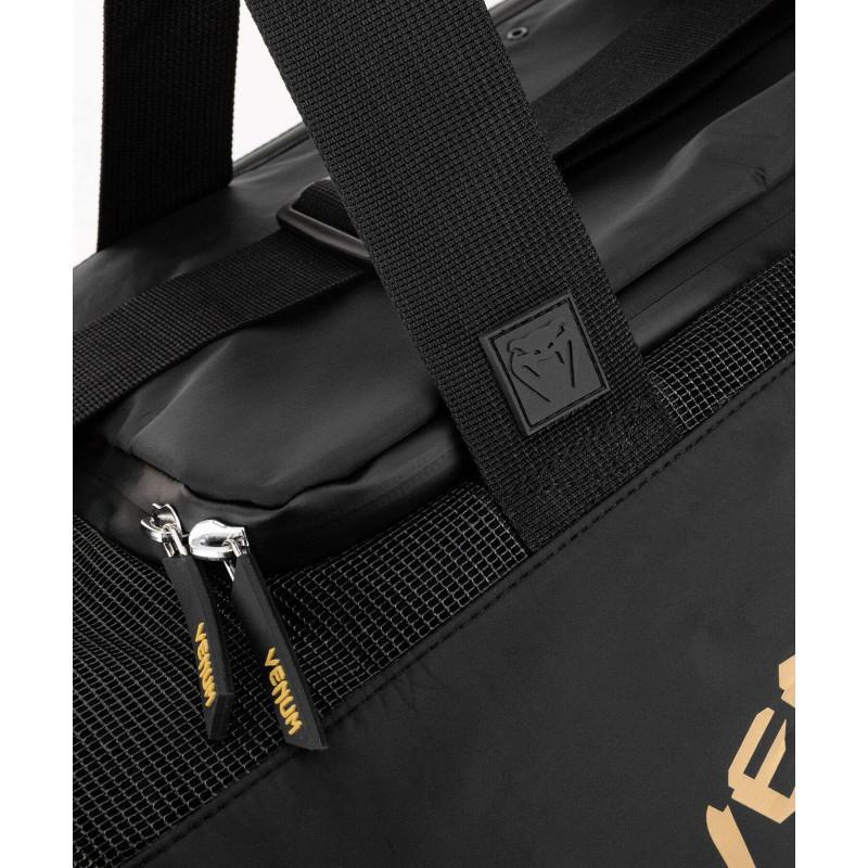Сумка Venum Trainer Lite Evo Sports Black/Gold (01981) фото 5