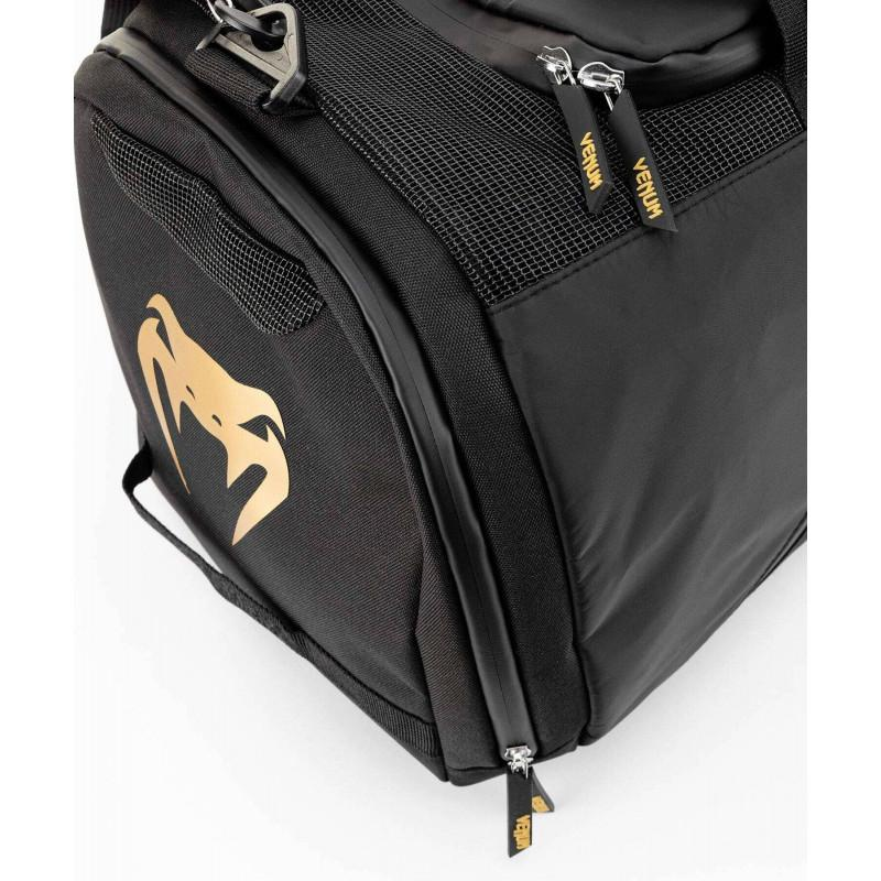Сумка Venum Trainer Lite Evo Sports Black/Gold (01981) фото 6