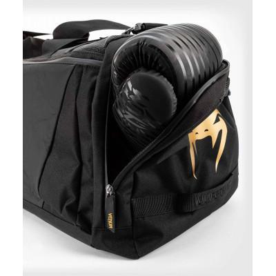 Сумка Venum Trainer Lite Evo Sports Black/Gold (01981) фото 7