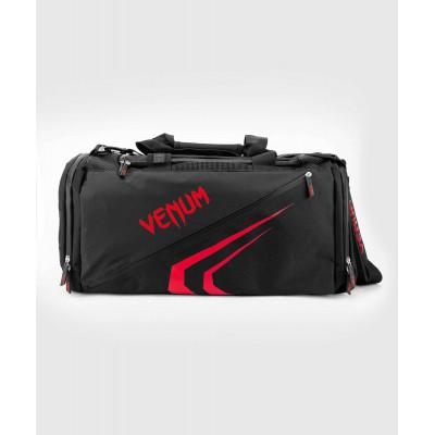 Спортивна сумка Venum Trainer Lite Evo Sports Black/Red (01984) фото 3