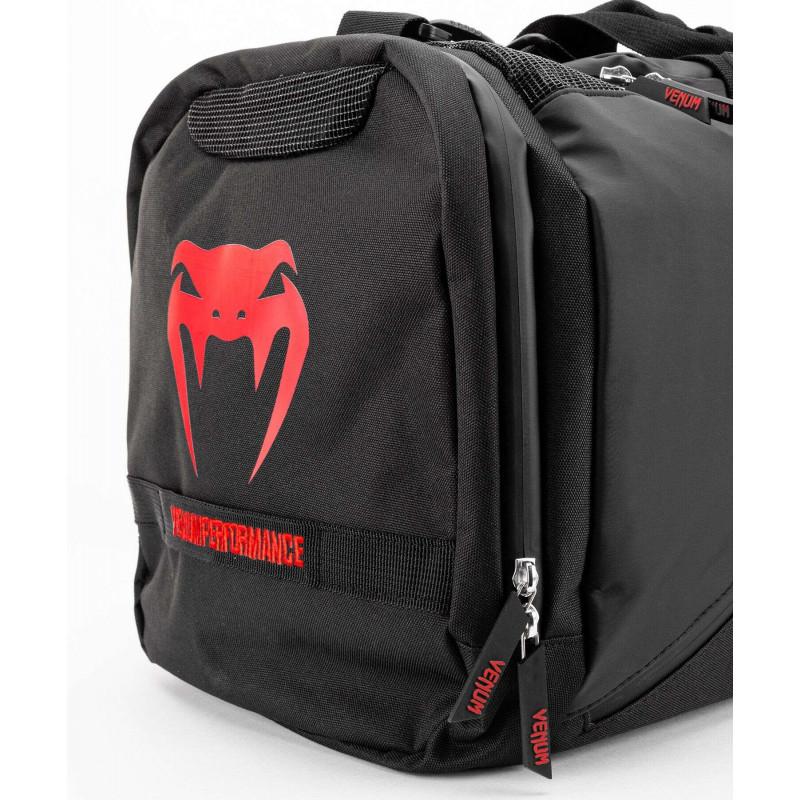 Спортивна сумка Venum Trainer Lite Evo Sports Black/Red (01984) фото 5