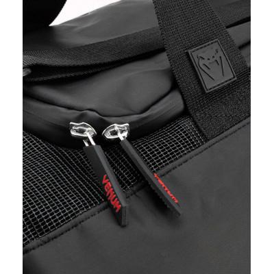 Спортивна сумка Venum Trainer Lite Evo Sports Black/Red (01984) фото 6