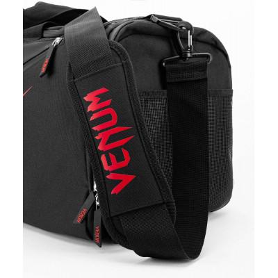 Спортивна сумка Venum Trainer Lite Evo Sports Black/Red (01984) фото 7