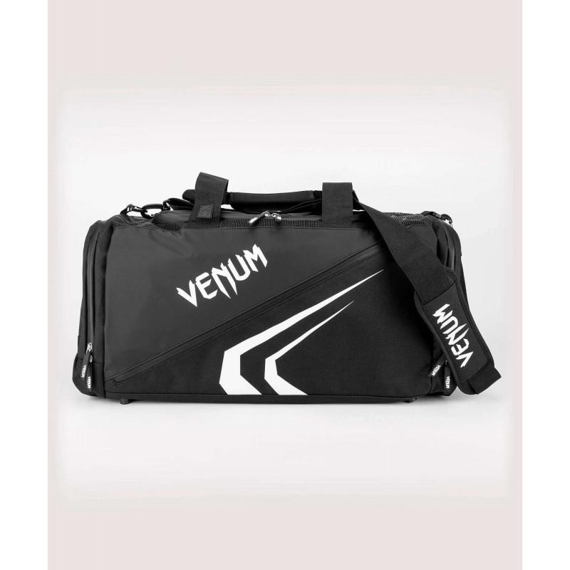 Спортивна сумка Venum Trainer Lite Evo Sports Black/White (01982) фото 3