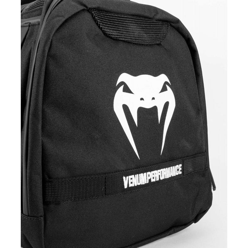 Спортивна сумка Venum Trainer Lite Evo Sports Black/White (01982) фото 5