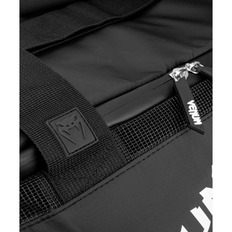 Спортивна сумка Venum Trainer Lite Evo Sports Black/White (01982) фото 6