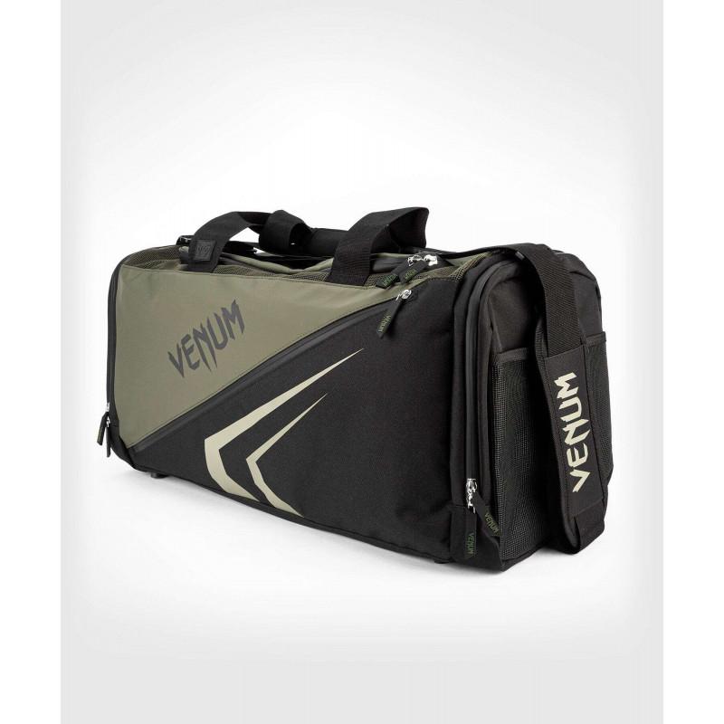 Спортивная сумка Venum Trainer Lite Evo Sports Khaki/Black (01985) фото 1