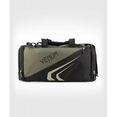 Спортивная сумка Venum Trainer Lite Evo Sports Khaki/Black (01985) фото 3