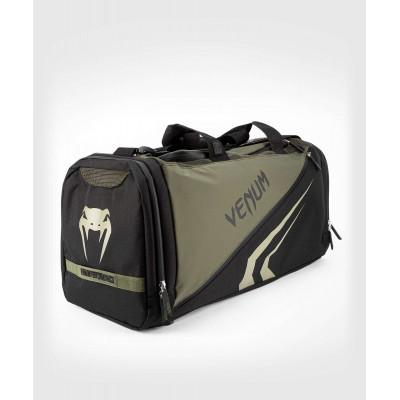 Спортивная сумка Venum Trainer Lite Evo Sports Khaki/Black (01985) фото 4