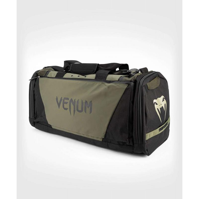Спортивная сумка Venum Trainer Lite Evo Sports Khaki/Black (01985) фото 2