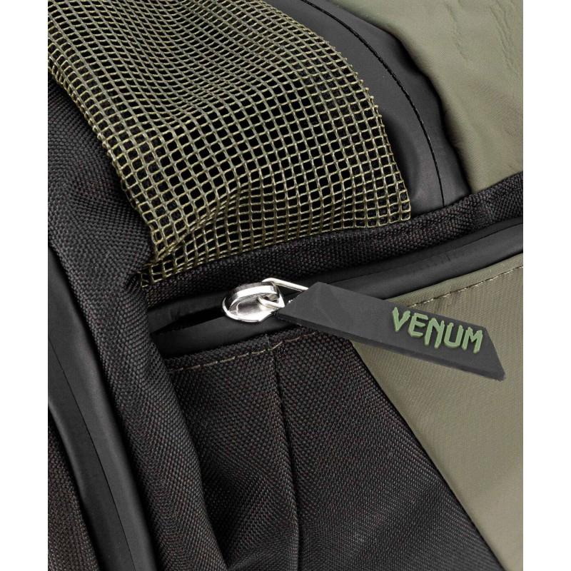 Спортивная сумка Venum Trainer Lite Evo Sports Khaki/Black (01985) фото 6