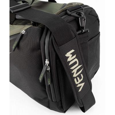 Спортивная сумка Venum Trainer Lite Evo Sports Khaki/Black (01985) фото 8