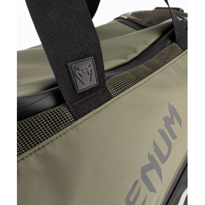Спортивная сумка Venum Trainer Lite Evo Sports Khaki/Black (01985) фото 9