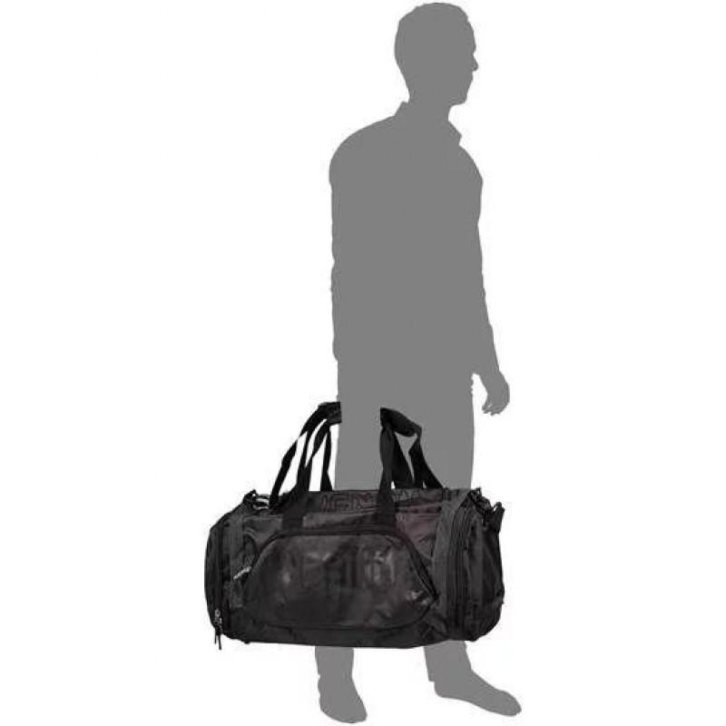 Спортивная Сумка Venum Trainer Lite Sports Bag Черная/Нео желтый (01868) фото 10