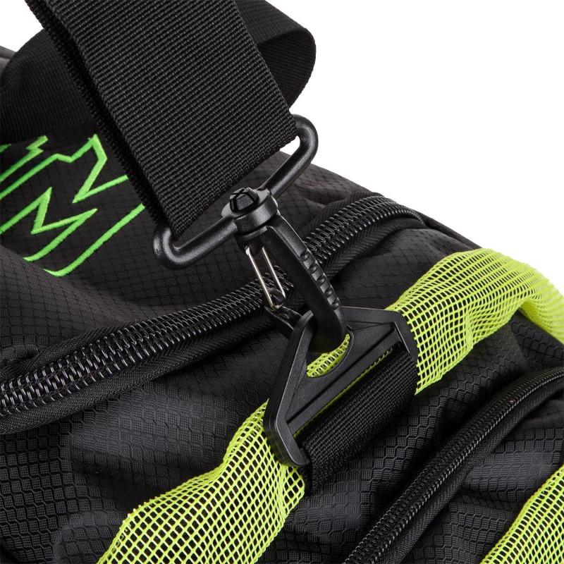 Спортивная Сумка Venum Trainer Lite Sports Bag Черная/Нео желтый (01868) фото 6