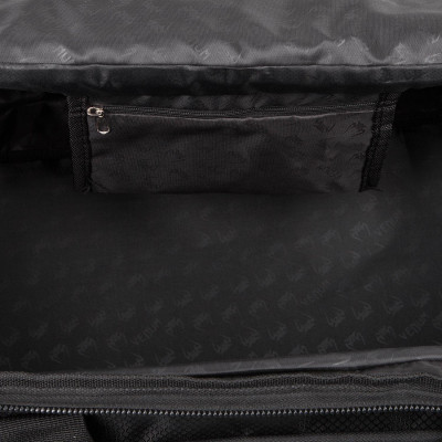 Спортивная Сумка Venum Trainer Lite Sports Bag Черная/Нео желтый (01868) фото 7