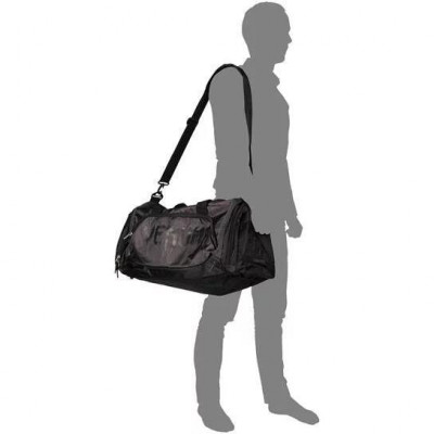 Спортивная Сумка Venum Trainer Lite Sports Bag Черная/Нео желтый (01868) фото 8