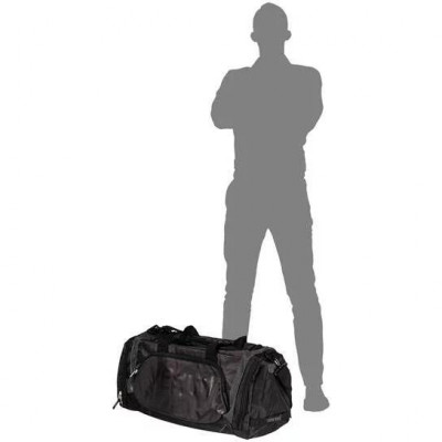 Спортивная Сумка Venum Trainer Lite Sports Bag Черная/Нео желтый (01868) фото 9