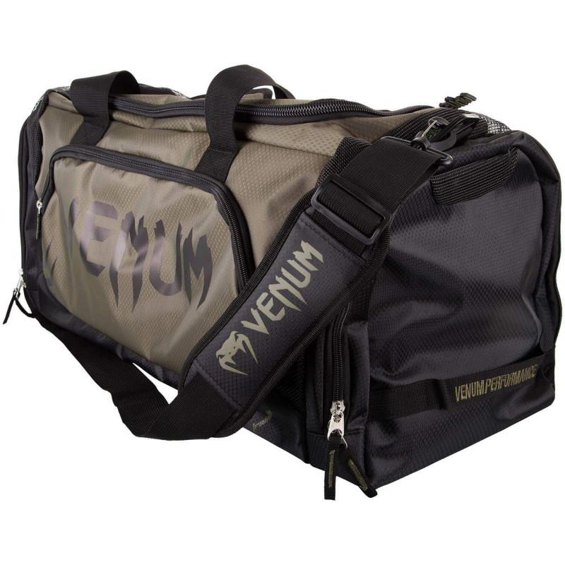 Спортивная Сумка Venum Trainer Lite Sports Bag Хаки/Черный (01867) фото 1