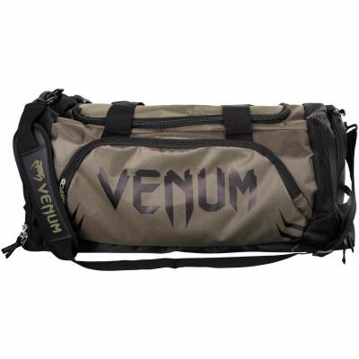 Спортивная Сумка Venum Trainer Lite Sports Bag Хаки/Черный (01867) фото 3