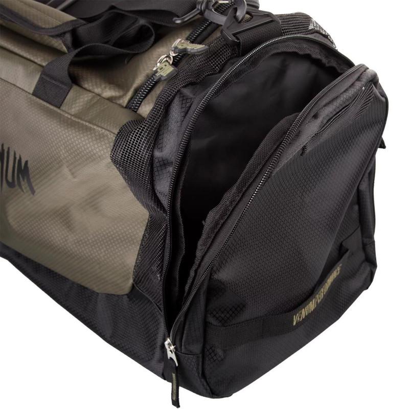 Спортивная Сумка Venum Trainer Lite Sports Bag Хаки/Черный (01867) фото 4