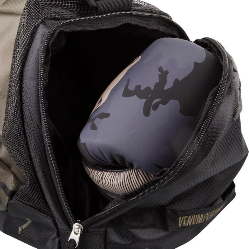 Спортивная Сумка Venum Trainer Lite Sports Bag Хаки/Черный (01867) фото 5