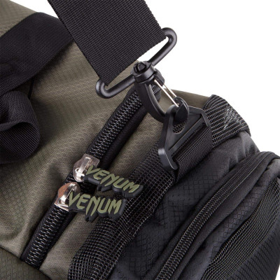Спортивная Сумка Venum Trainer Lite Sports Bag Хаки/Черный (01867) фото 6