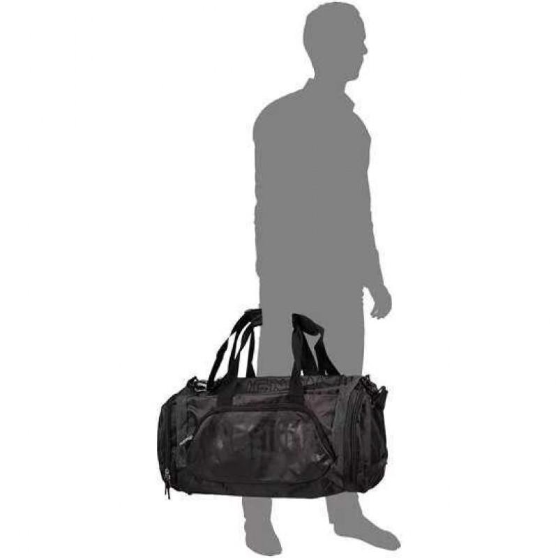 Спортивна Сумка Venum Trainer Lite Sports Bag Темно-синій/Білий (01866) фото 10