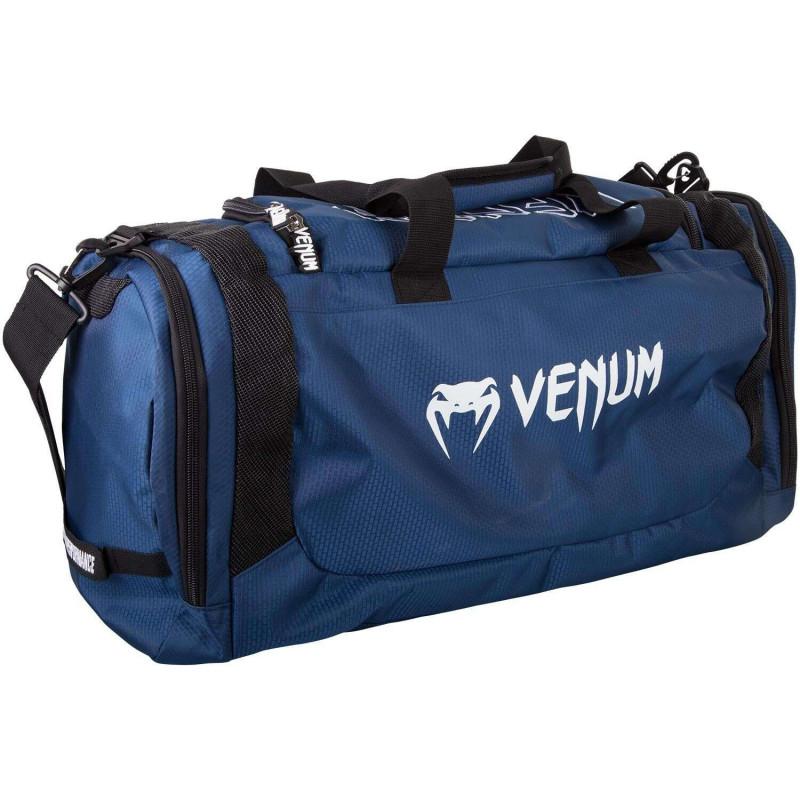 Спортивна Сумка Venum Trainer Lite Sports Bag Темно-синій/Білий (01866) фото 3