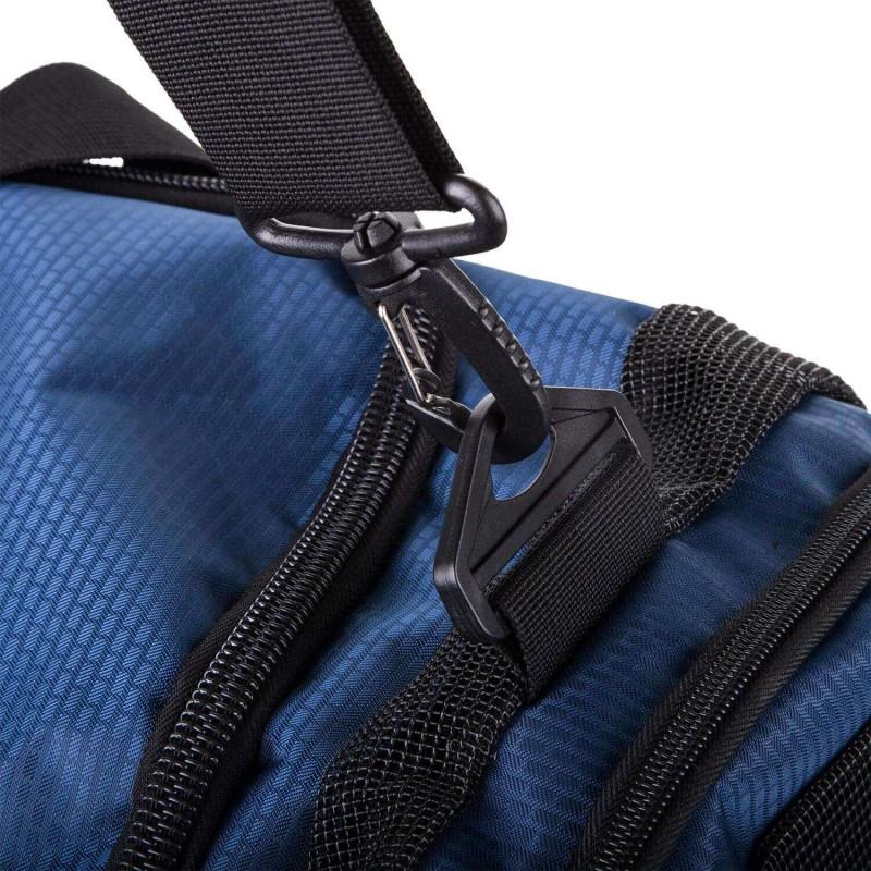 Спортивна Сумка Venum Trainer Lite Sports Bag Темно-синій/Білий (01866) фото 6