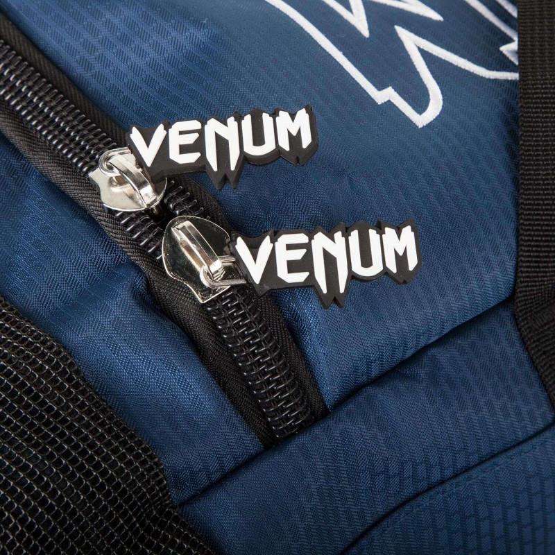 Спортивна Сумка Venum Trainer Lite Sports Bag Темно-синій/Білий (01866) фото 7