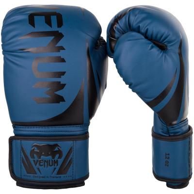 Боксёрские перчатки Venum Challenger 2.0  Blue/B (01505) фото 1