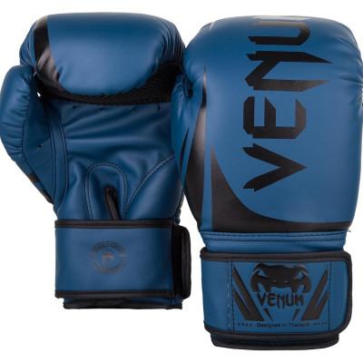 Боксёрские перчатки Venum Challenger 2.0  Blue/B (01505) фото 2