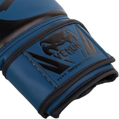 Боксёрские перчатки Venum Challenger 2.0  Blue/B (01505) фото 4