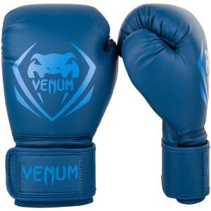 Боксёрские перчатки Venum Contender Boxing blue