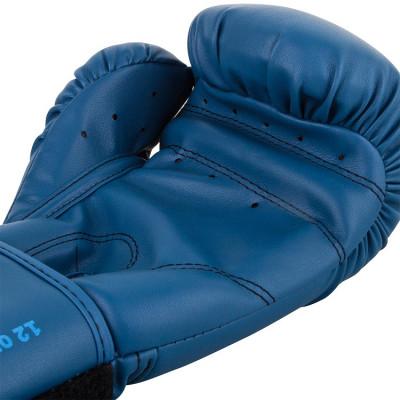 Боксерські рукавиці Venum Contender Boxing blue (01491) фото 4