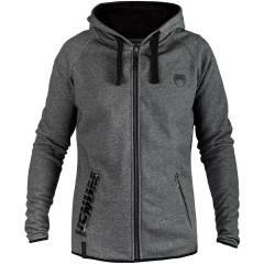 Толстовка Venum Contender 2.0 Hoody Grey