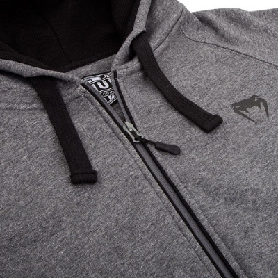 Толстовка Venum Contender 2.0 Hoody Grey (01480) фото 4