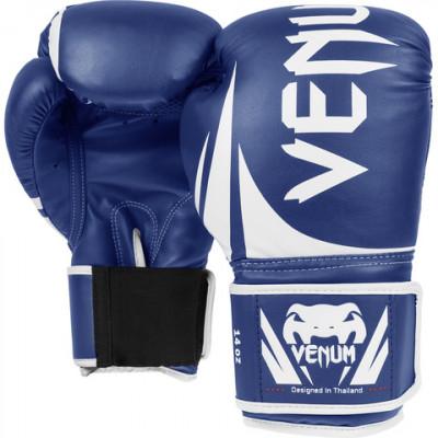 Боксерские перчатки Venum Challenger 2.0 Blue (00642)