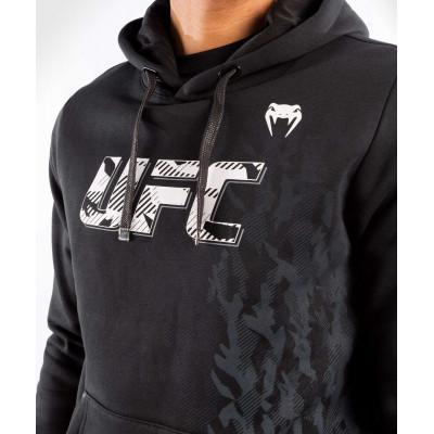 Tolstovka UFC Venum Authentic Fight Hoodie Black (02138) фото 4