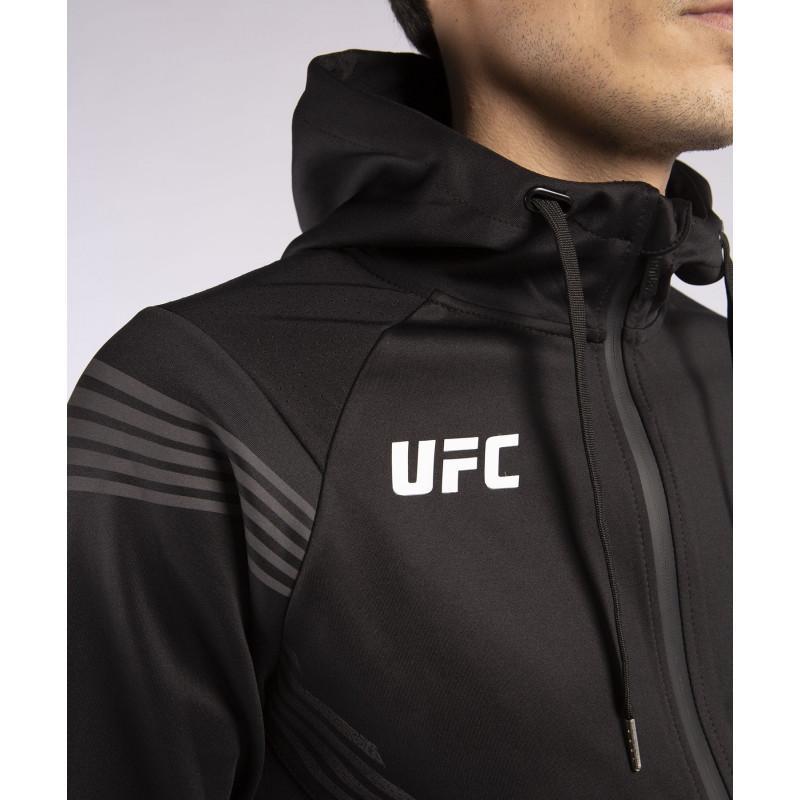 Толстовка UFC Venum Pro Line Men's Hoodie Black (02151) фото 6
