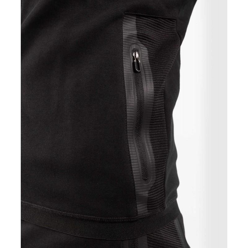 Толстовка Venum Laser Evo 2.0 Hoodie Black/Black (02181) фото 7