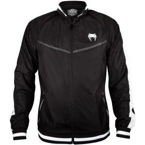 Олимпийка VENUM CLUB TRACK JACKET BLACK