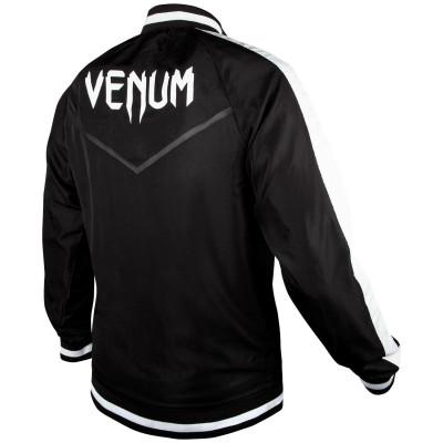Олімпійка VENUM CLUB TRACK JACKET BLACK (01474) фото 3